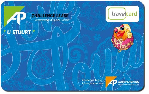 Challenge Lease travelcard